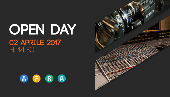open day 2 aprile 2017