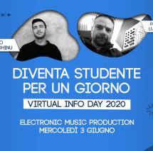 Studente per un giorno - Electronic Music Production
