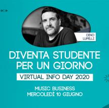 Studente per un giorno - Music Business