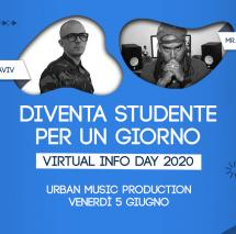 Studente per un giorno - Urban Music Production