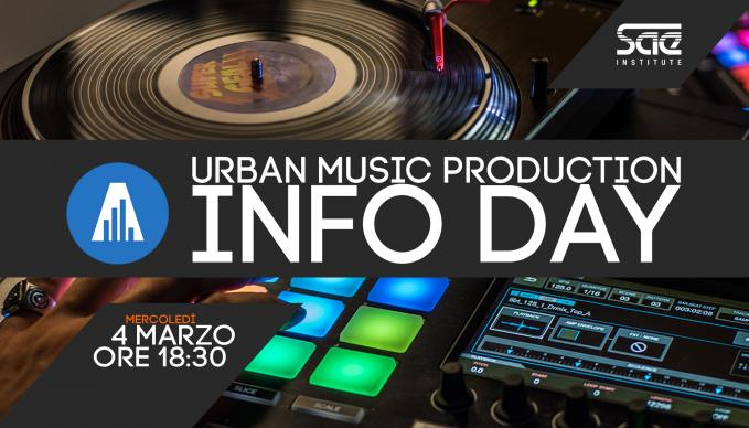 info day urban music production