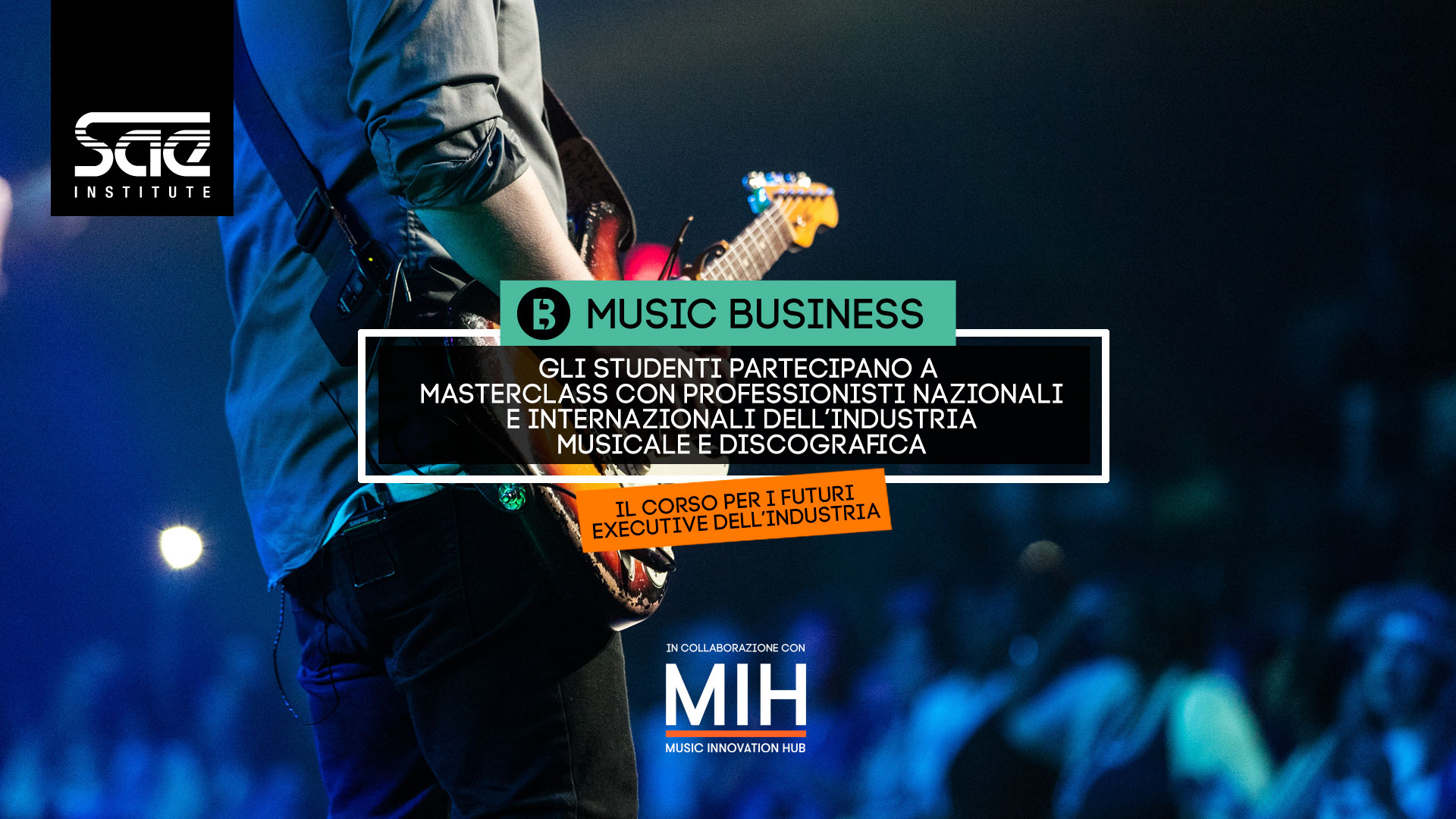 music business mih